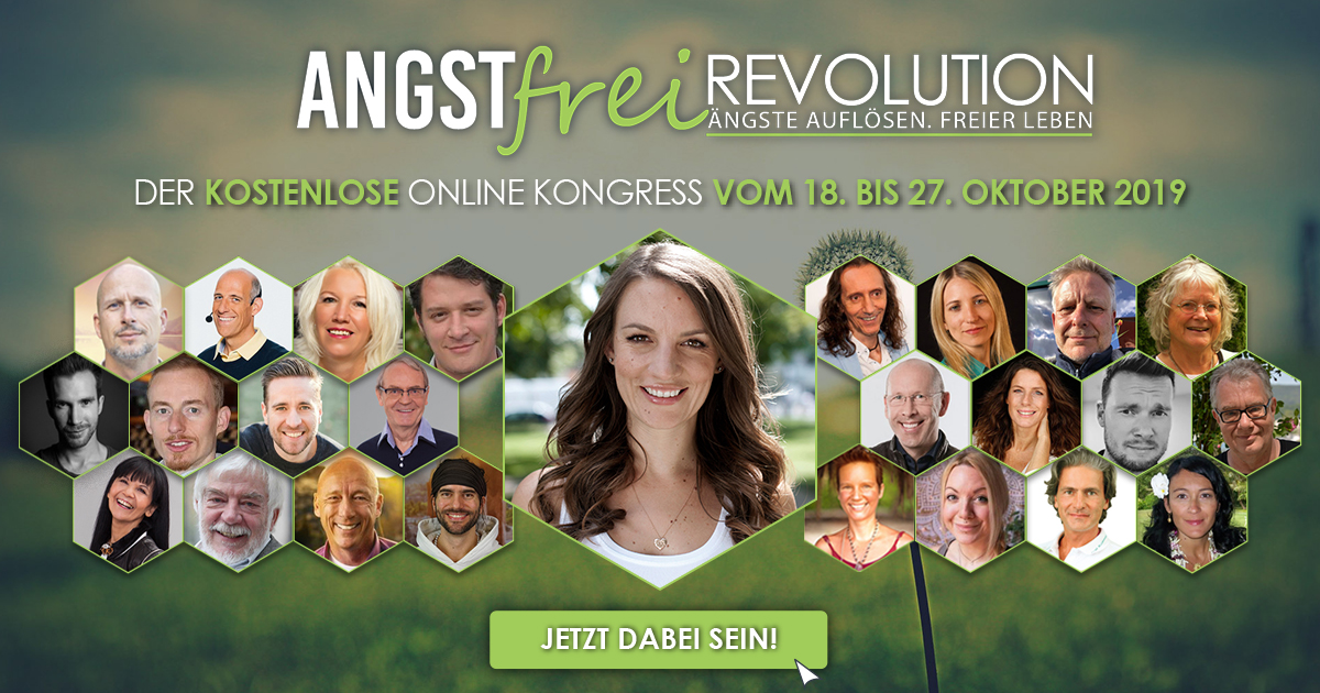 Angstfrei Revolution Kongress